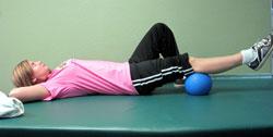 تمرین ایجاد کمان کوچک برای عضلات