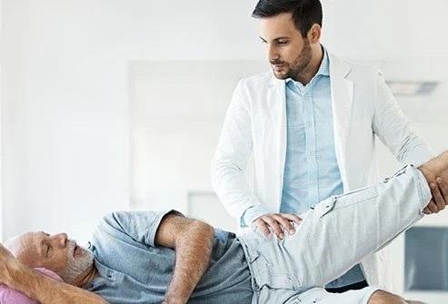 توانبخشی برای درمان دررفتگی لگن